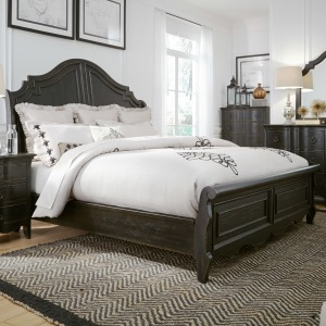 Chesapeake King Sleigh Bed