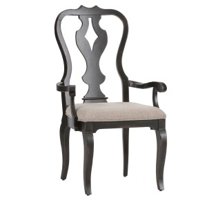 Chesapeake Splat Back Arm Chair (RTA)
