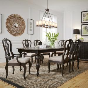 Chesapeake 7 Piece Rectangular Table Set