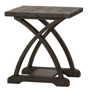 Twin Oaks Chair Side Table