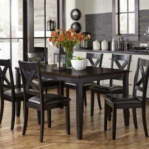 Thornton II 7 Piece Rectangular Dining Set