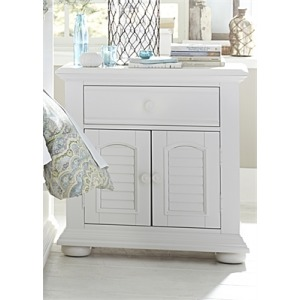 Summer House 2 Door 1 Drawer Night Stand
