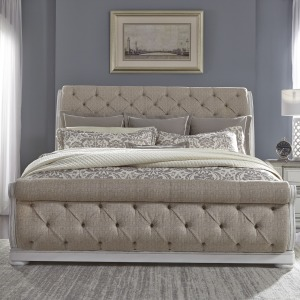 Abbey Park King Uph Sleigh Bed