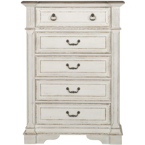 Abbey Park 5 Drawer Chest