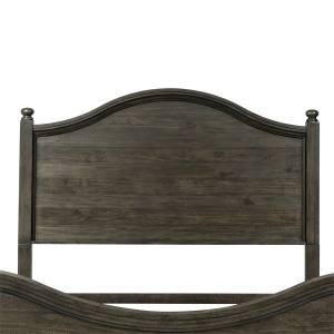 Catawba Hills King Poster Headboard