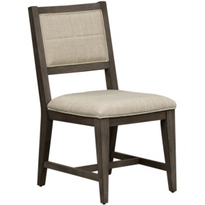 Crescent Creek Upholstered Side Chair (RTA)