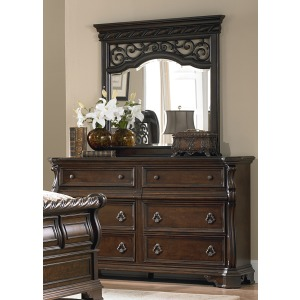 Arbor Place Dresser & Mirror