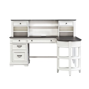 Allyson Park L Shaped Desk Set
