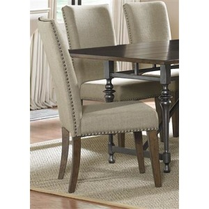 Upholstered Side Chair - RTA