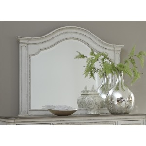 Magnolia Manor Arched Mirror