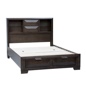 Newland King Storage Bed