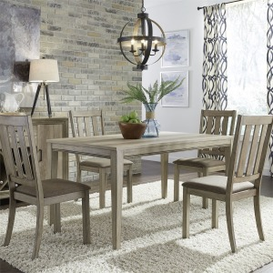 Sun Valley 5 Piece Leg Table Set