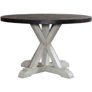 Willowrun Pedestal Table Set