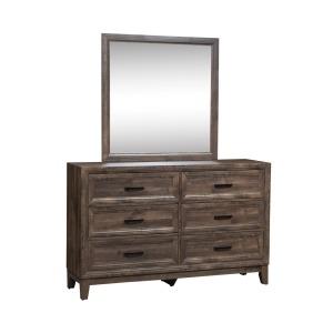 Ridgecrest Dresser & Mirror