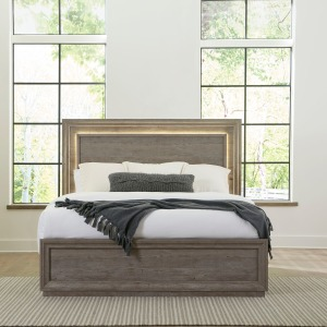 Horizons Queen Panel Bed