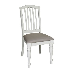 Cumberland Creek Slat Back Side Chair (RTA)