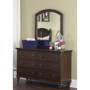 Abbott Ridge Dresser & Mirror
