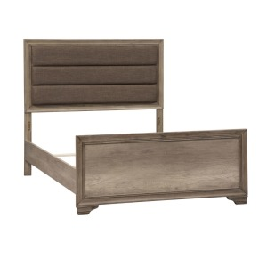 Sun Valley Queen Upholstered Bed