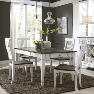 417 Table & 4 chairs
