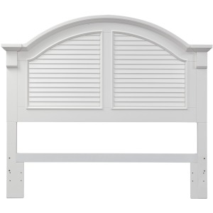 Summer House I Queen Panel Headboard