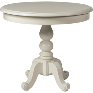 Summer House Pedestal Table
