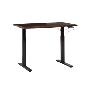 Vintage Series 48 Inch Electrical Desk -Black