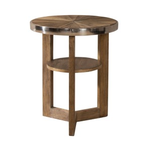 Omega Round Chair Side Table