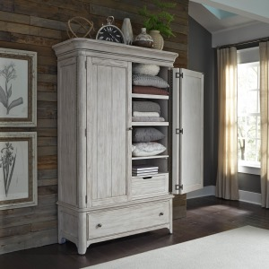 Farmhouse Reimagined Armoire