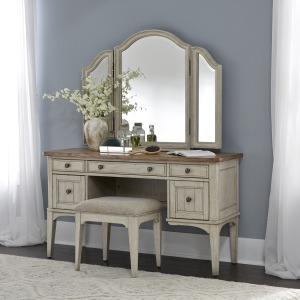 Farmhouse Reimagined Vanity