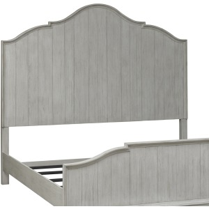 Farmhouse Reimagined King Panel Headboard