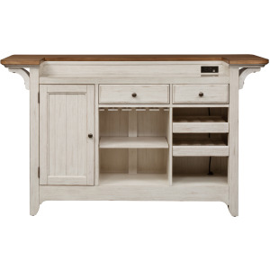 Farmhouse Reimagined Bar Unit