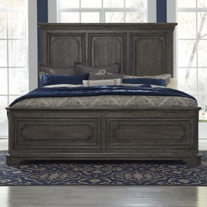 Townsend Place King Panel Bed