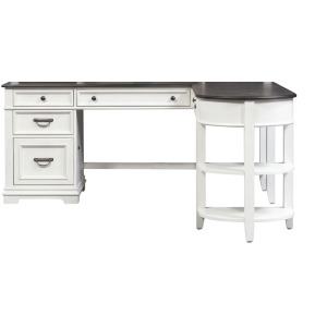 Allyson Park L Shaped Desk