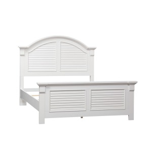 Summer House I King California Panel Bed