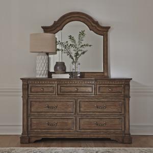 Haven Hall Dresser & Mirror