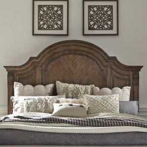 Haven Hall King Panel Headboard
