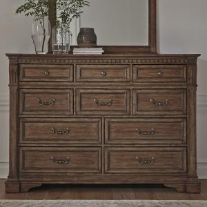 Haven Hall 10 Drawer Dresser
