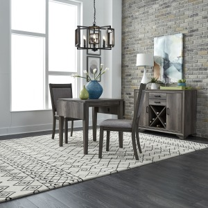 Tanners Creek Opt 3 Piece Drop Leaf Table Set