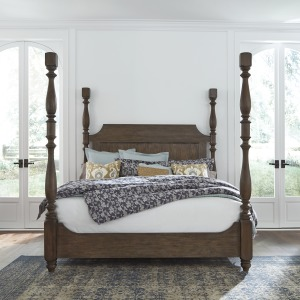 Homestead King California Poster Bed