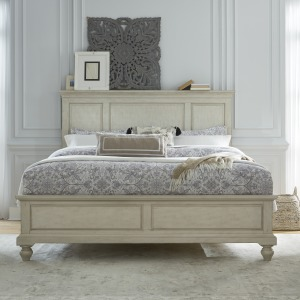 High Country King Panel Bed
