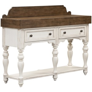 Parisian Marketplace Butcher Block Sideboard