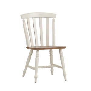 Al Fresco Slat Back Side Chair