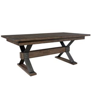 Sonoma Road Trestle Table