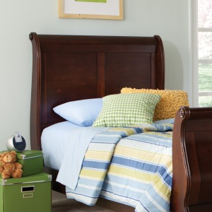 Carriage Court Twin Sleigh Headboard (RTA)