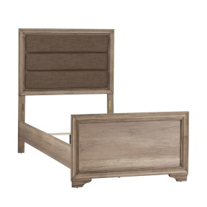 Sun Valley Full Upholstered Headboard & Footboard