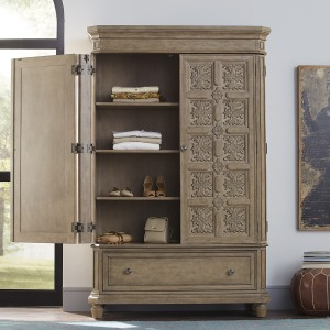 The Laurels Armoire