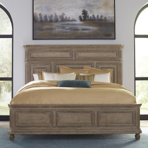 The Laurels King California Panel Bed