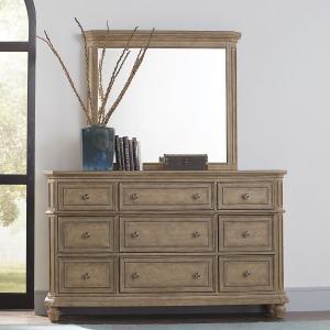 The Laurels Dresser & Mirror