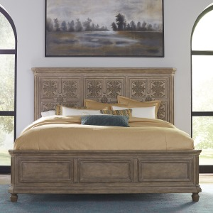 The Laurels King Opt Panel Bed