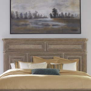 The Laurels King Panel Headboard